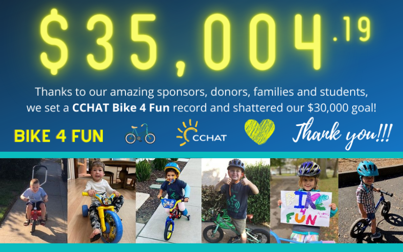 Bike 4 Fun 2020 | CCHAT Sacramento