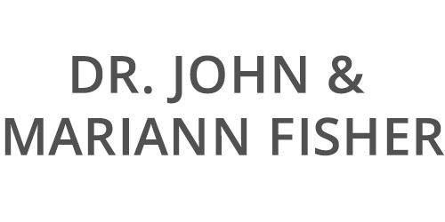 Dr. John & Mariann Fisher