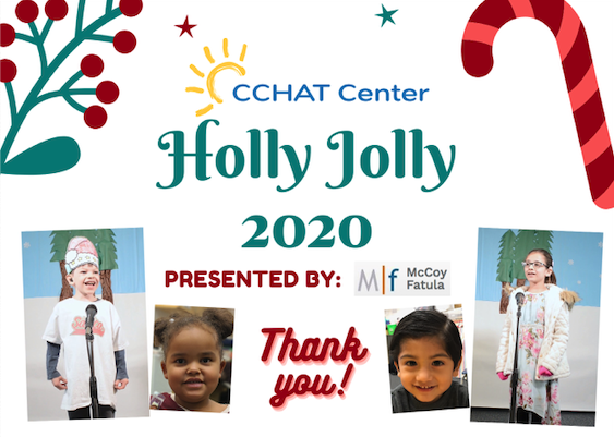7th Annual Holly Jolly Celebration - THANK YOU!