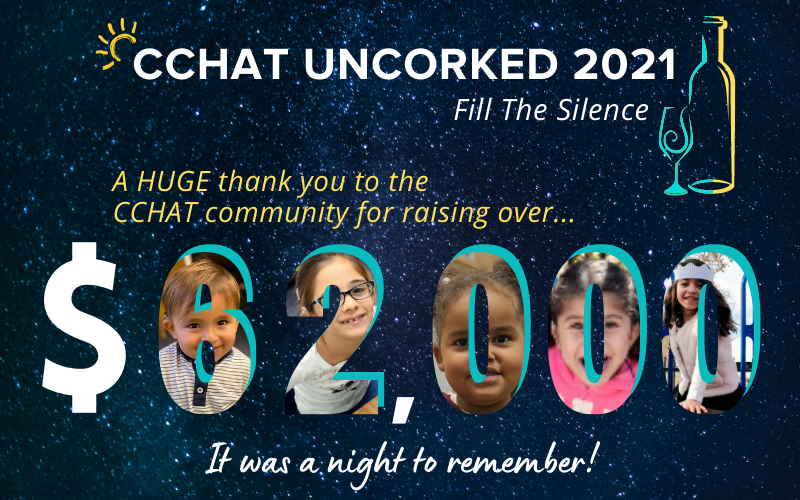 CCHAT Uncorked 2021