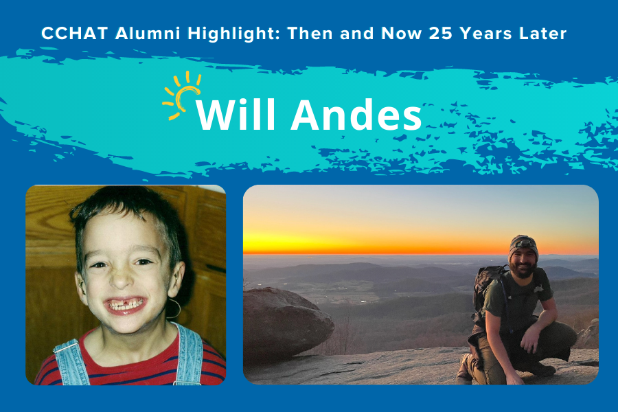 CCHAT Highlight: Will Andes
