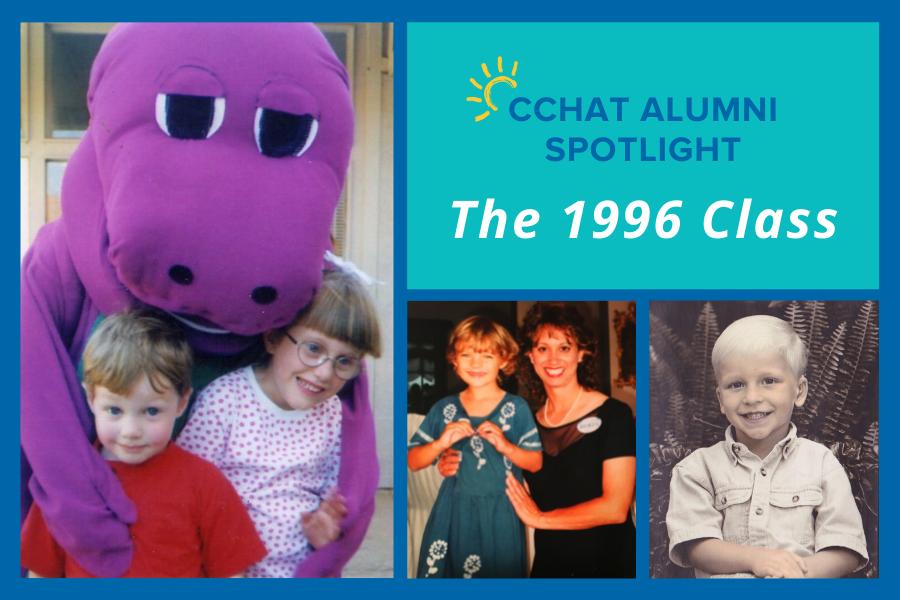 CCHAT Alumni Spotlight - The 1996 Class