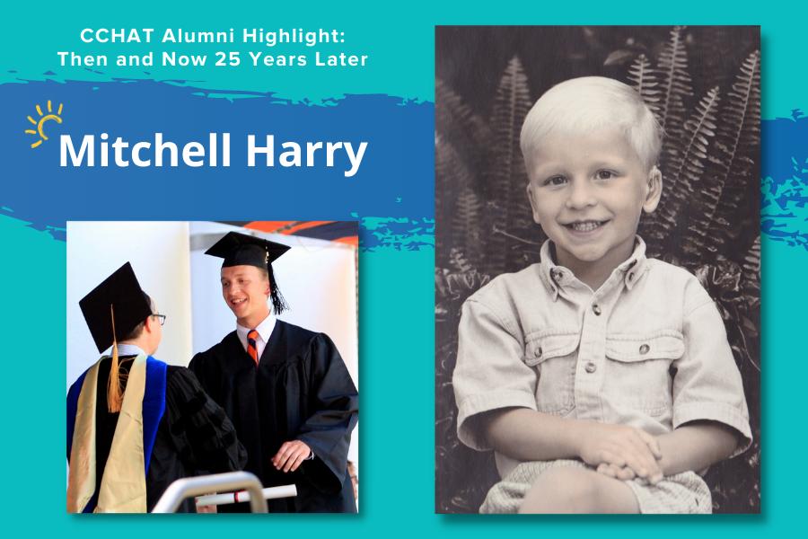 Mitchell Harry | CCHAT Alumni Highlight