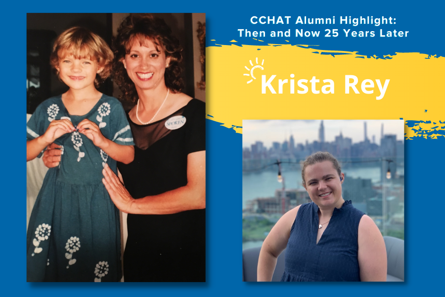 Krista Rey | CCHAT Alumni Highlight