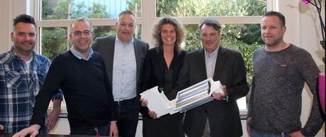 Industria Horti Lighting en Patijnenburg tekenen vijfjarige raamovereenkomst