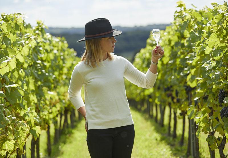vineyard in kent