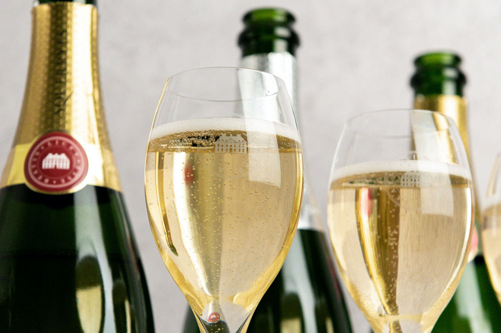 Squerryes recognised as one of top 5 Champagne and Sparkling Wine brands