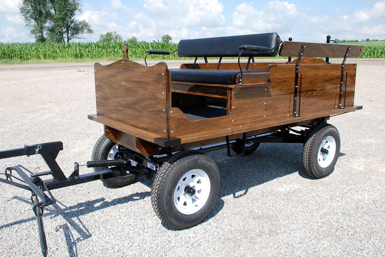 Weaver Haflinger Wagon