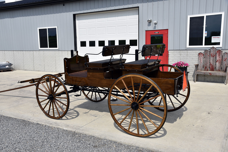 Weaver Buckboard Wagon