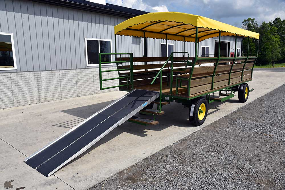 Weaver People Hauler Wagons