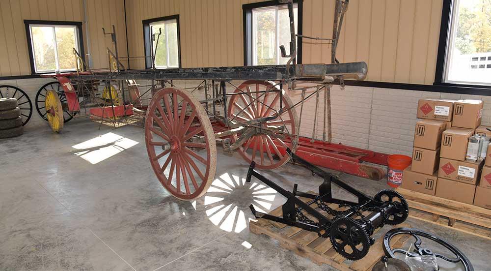 Wagon Restoration & Repair | Weaver Wagons