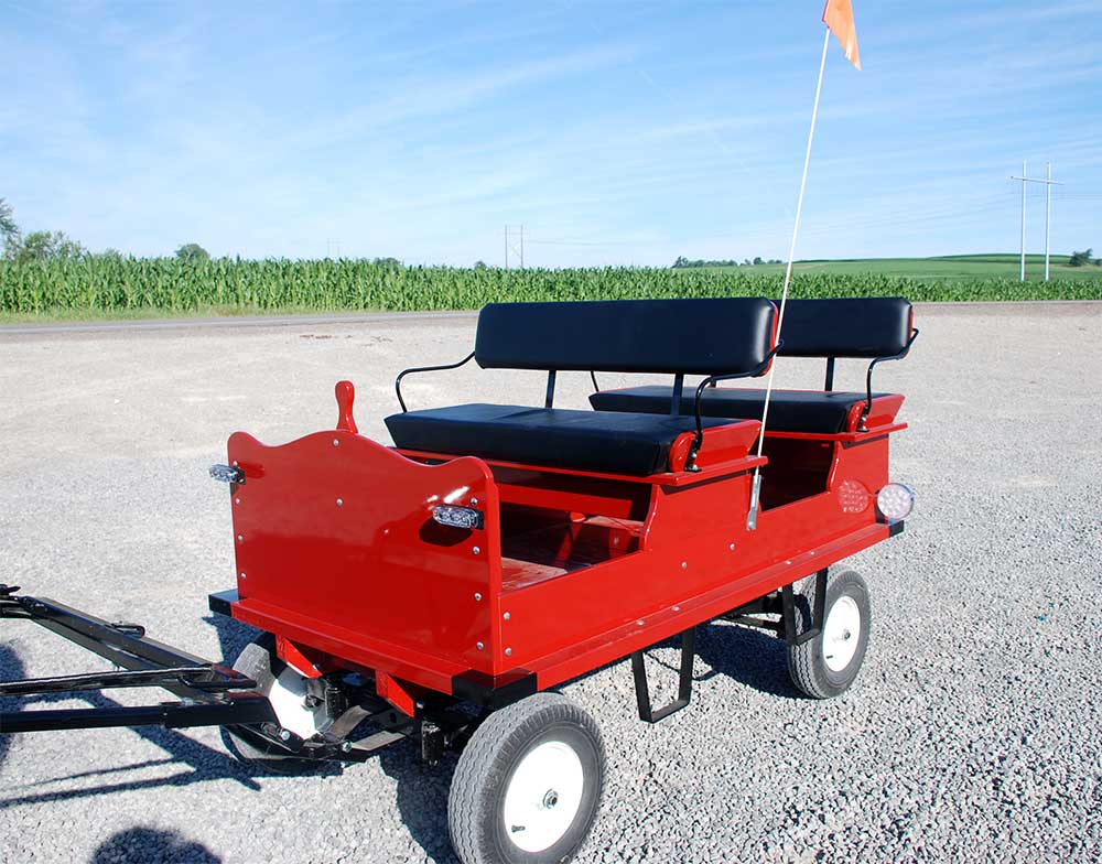 Weaver Pony Wagons