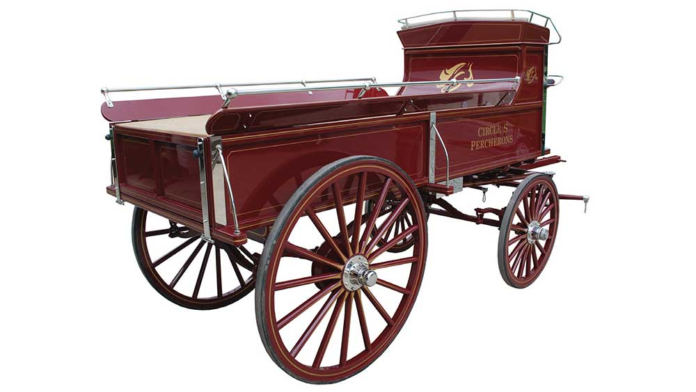 Expert Wagon Repair By Weaver Wagons
