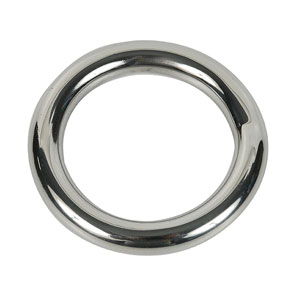 "4015 Ring .50"" x 3.5"" Stainless Steel"