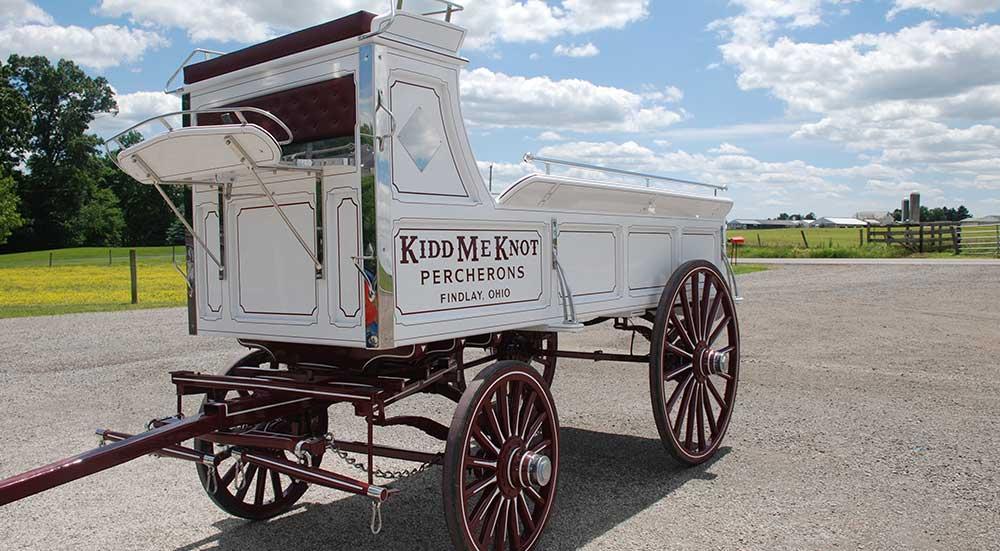 Weaver Custom Wagon