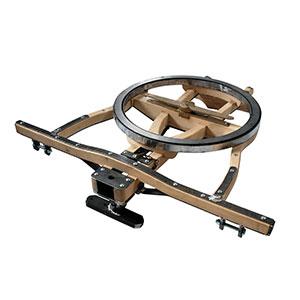 Fifth Wheel Platform - Roller Bearing
