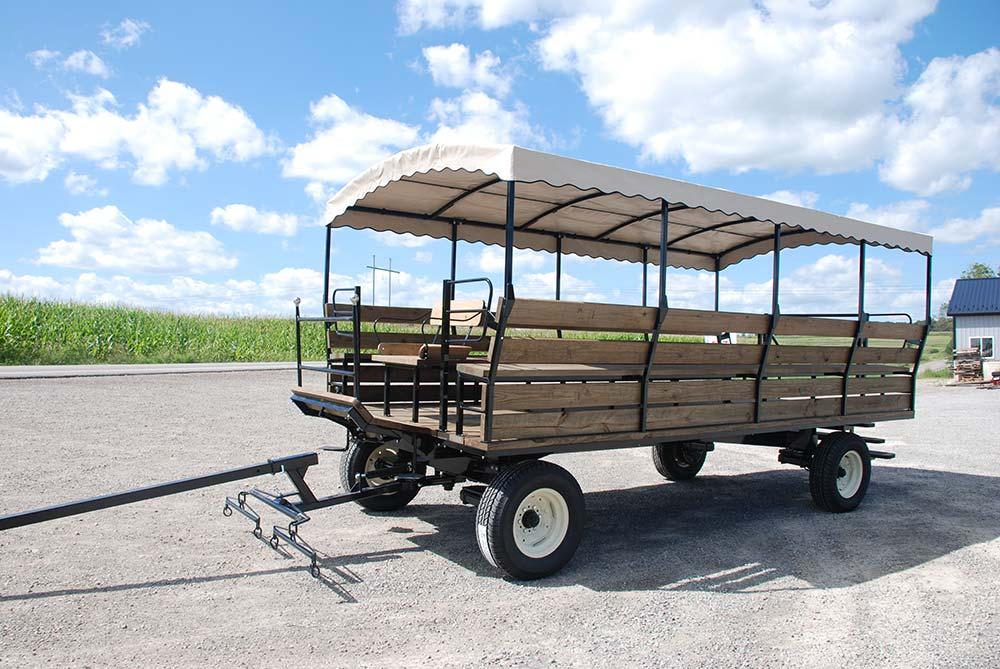 Weaver People Hauler Wagons