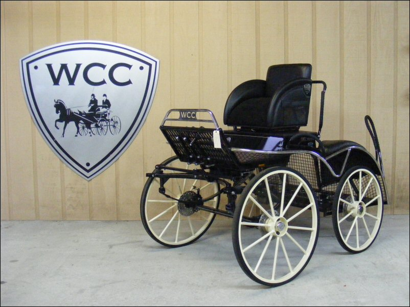 Weaver's Automotive Wagon Finish