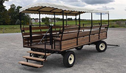 Weaver Wagon People Haulers