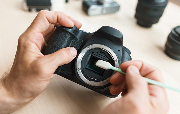 Camera & Sensor Cleaning