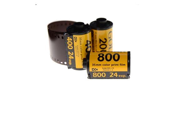 135 C41 Film Processing