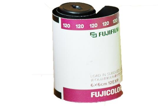 120 / 220 C41 Film Processing