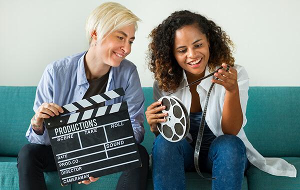 8mm & 16mm Reel Movie Film