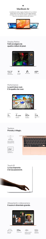 Mac Book Air 2020