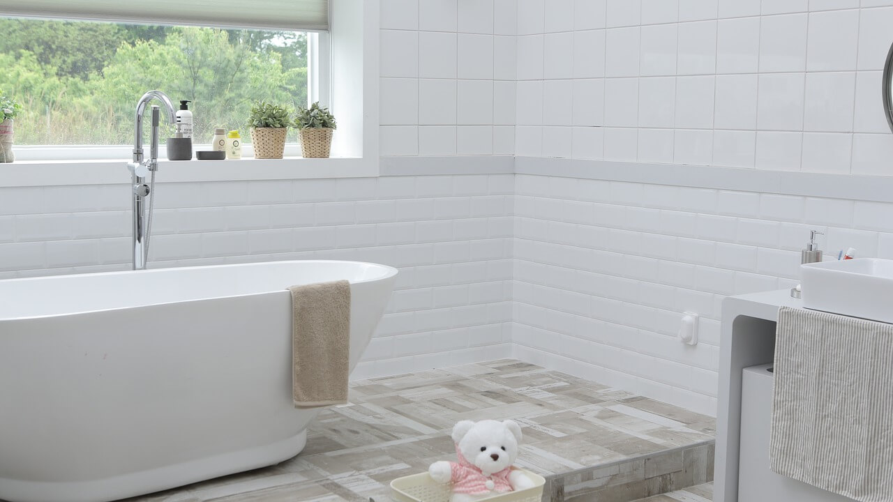 Saniertes Badezimmer Graz