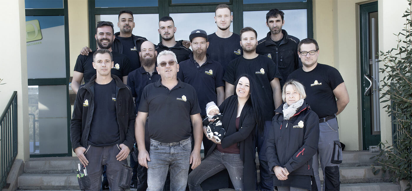 Derigo Team Oktober 2019