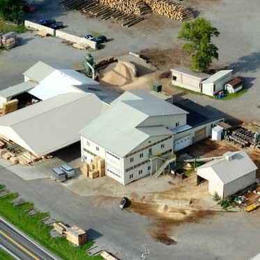 Mohawk Lumber Facility -Hardwood Lumber in Applecreek Ohio