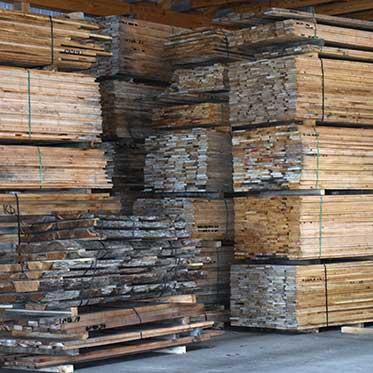 Mohawk Lumber - Hardwood Lumber Inventory