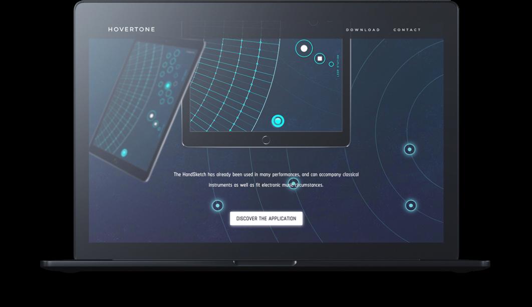 handsketch-app-website-desktop