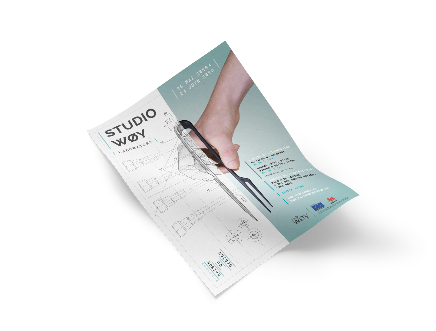 Website Design Studiowoy Desktop