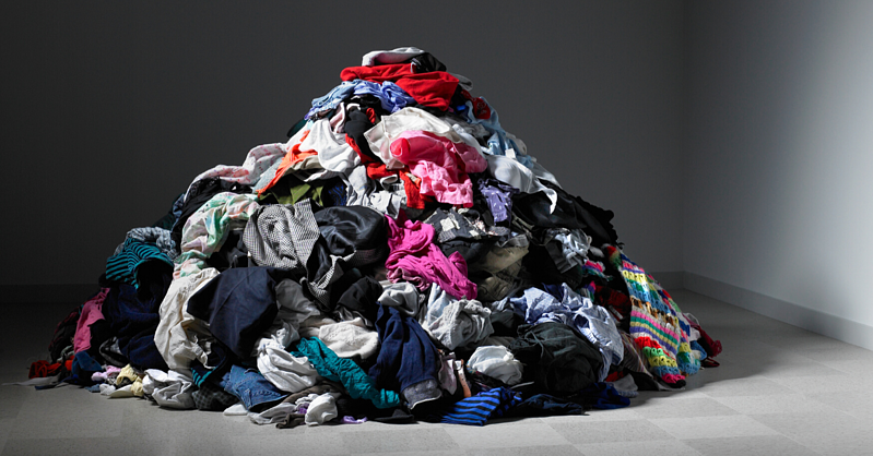 Unsold Clothing