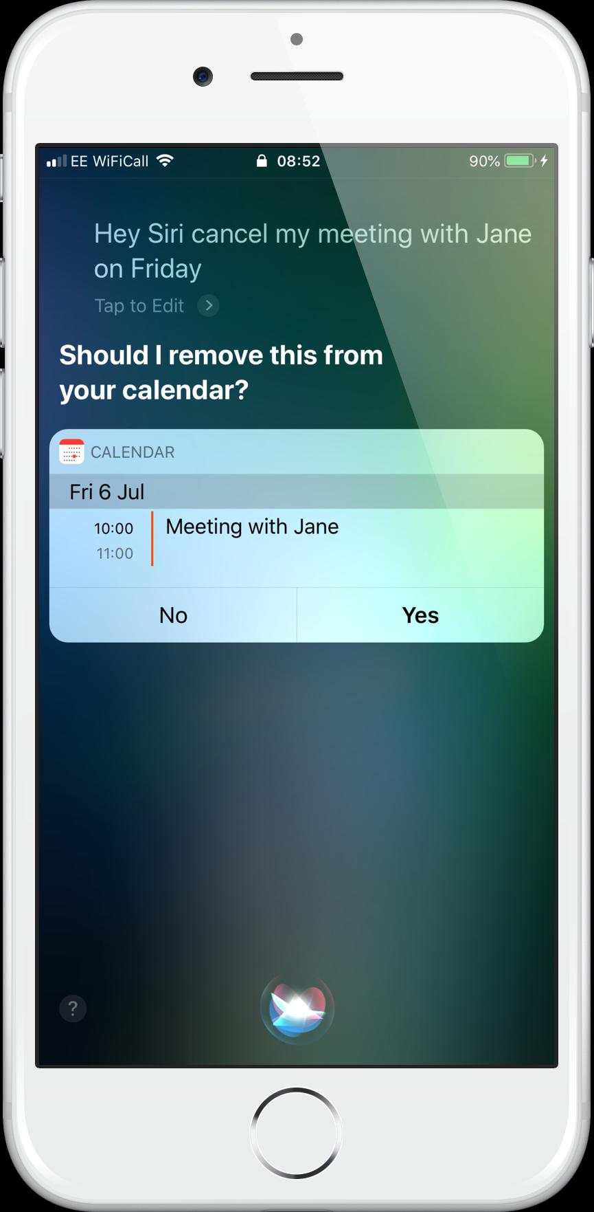 Cancel Meeting