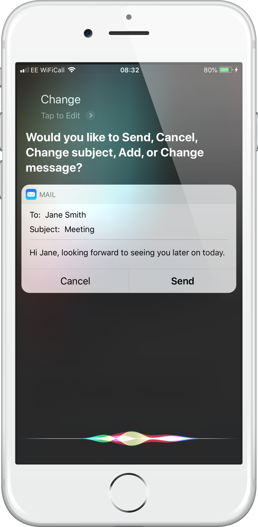 Change Email