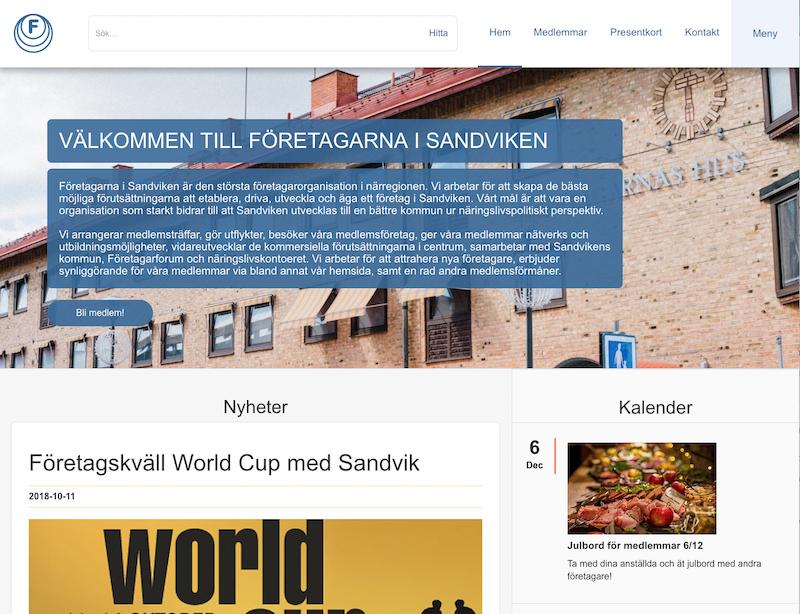 Företagarna i Sandviken