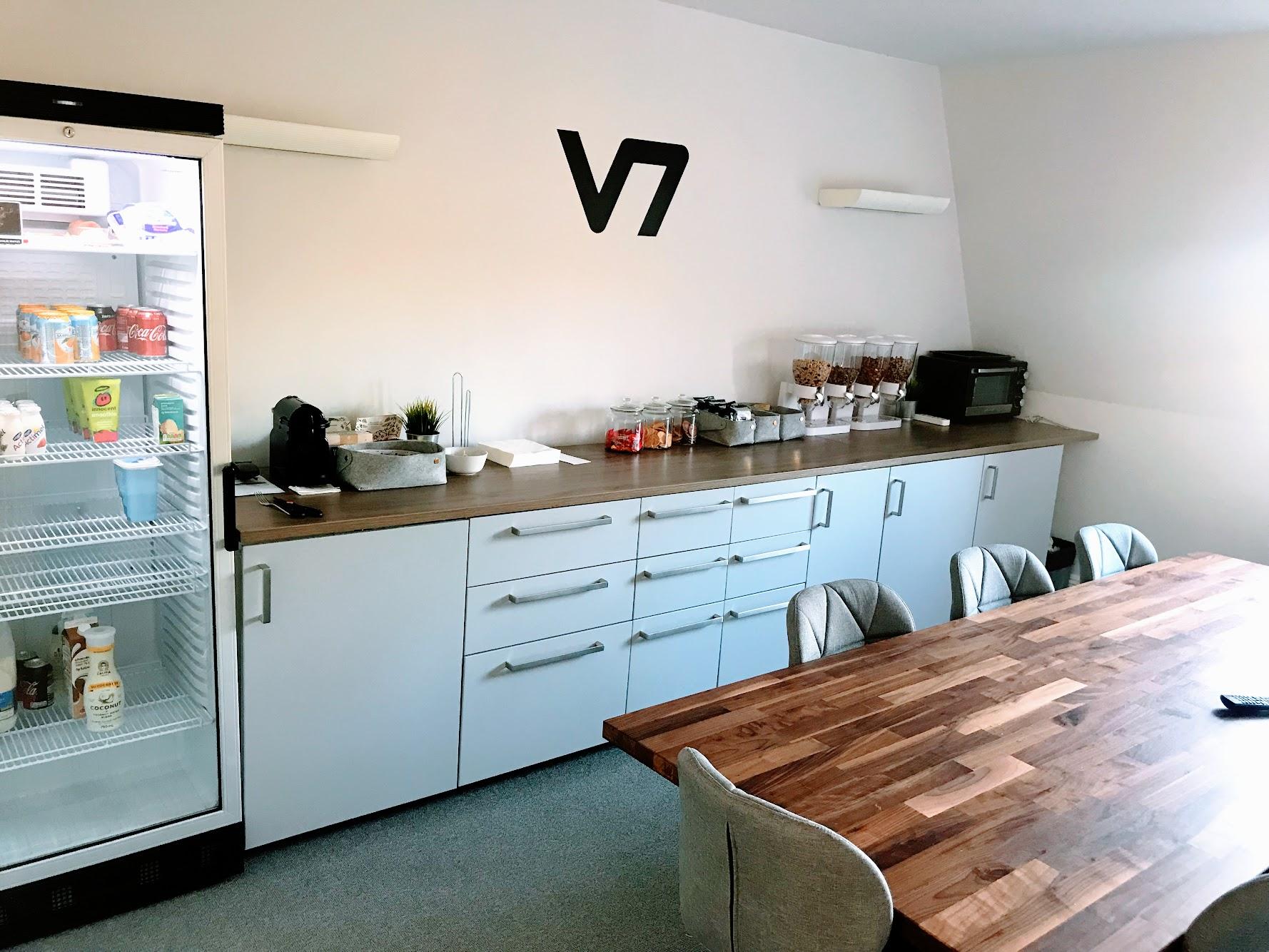 V7 London office