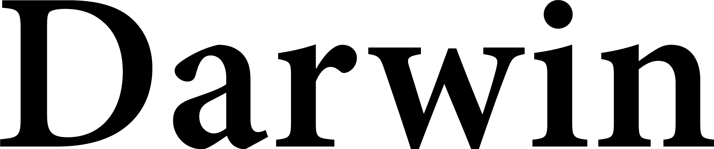 V7 Darwin logo