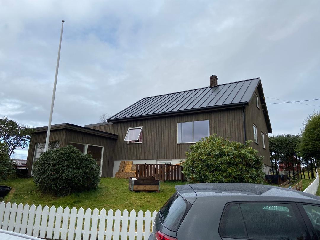 Bilde: Renovering av bolig