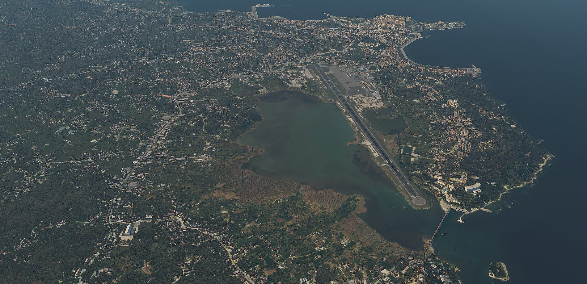 EDIT] Released: FlyTampa Corfu for XP11 | Threshold