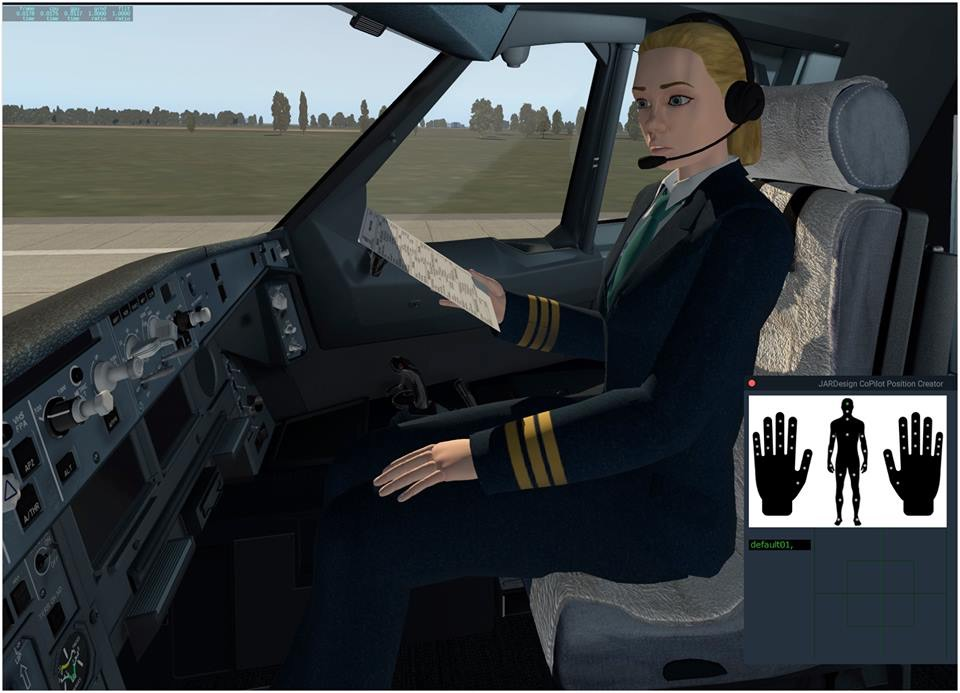 JARDesign Co-Pilot Plugin Coming to the Flight Factor 767 | Threshold