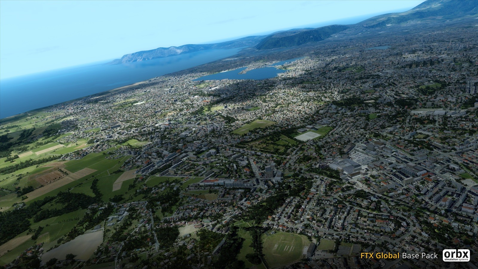 Threshold Review: Orbx TrueEarth GB South
