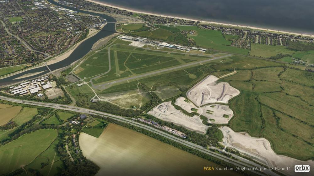 Week Highlights: more Orbx sceneries, UK2000 and X-Codr shows off