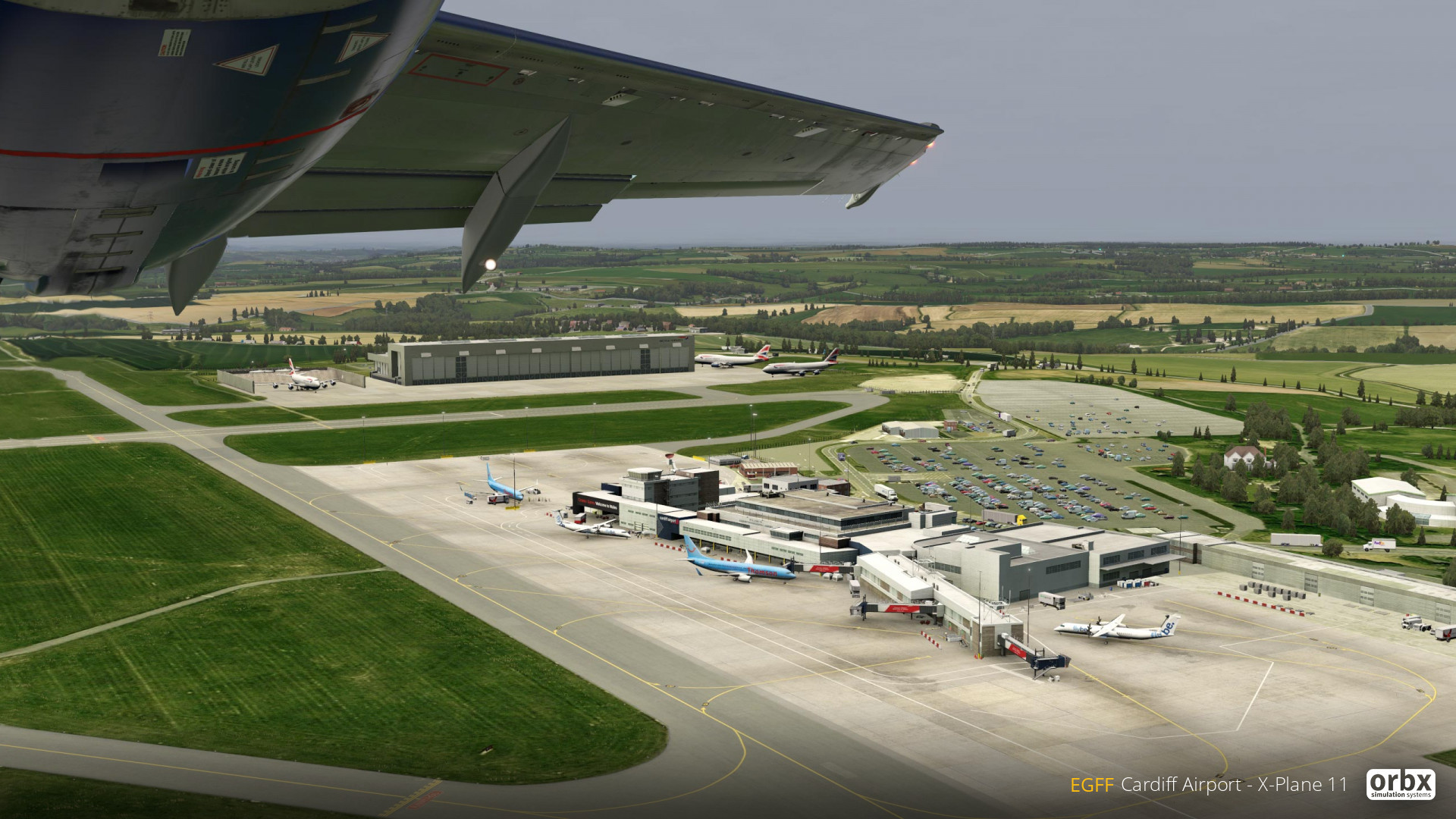 Orbx releases EGFF Cardiff with 15% off End of Year sale