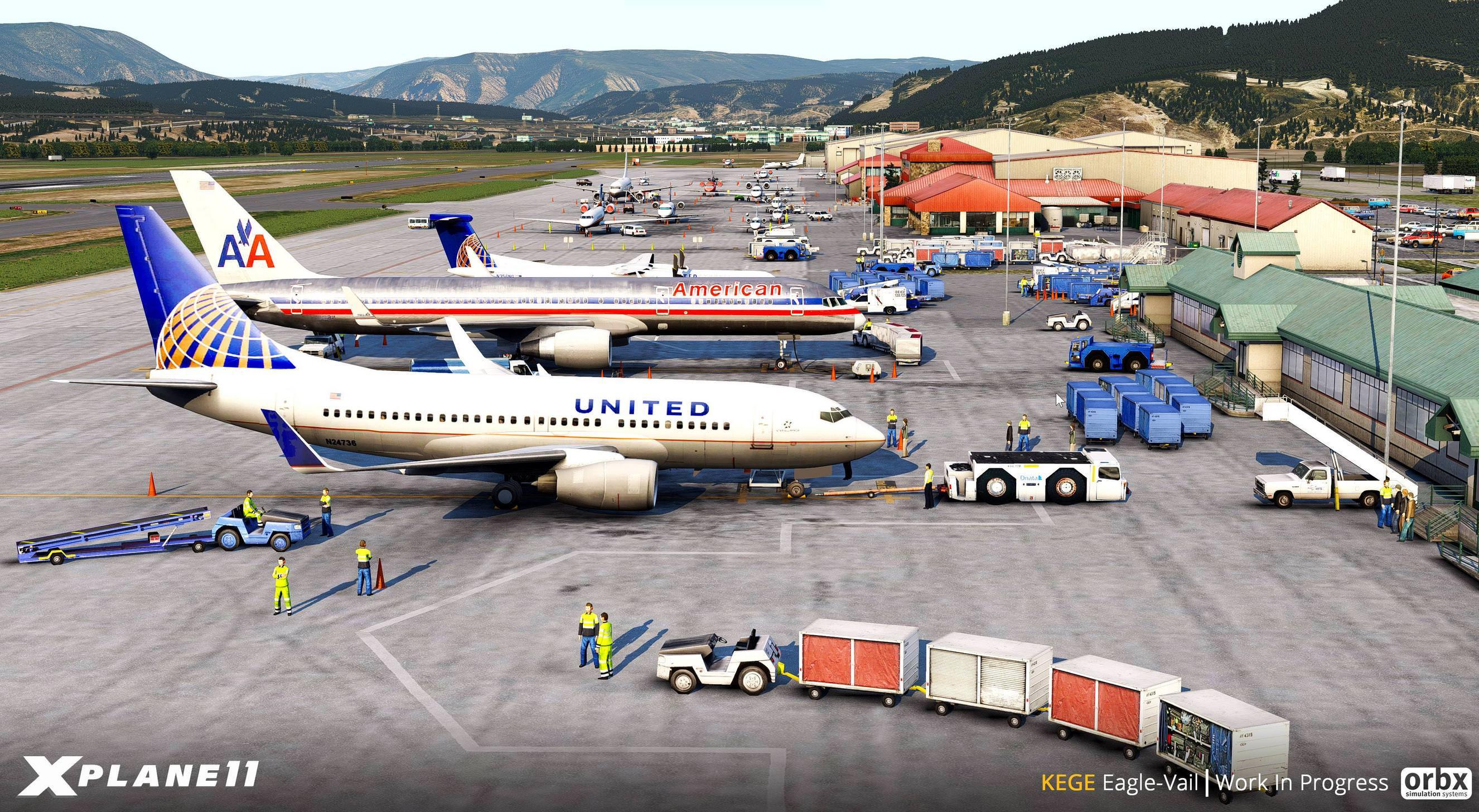 Orbx 2019: FTX Global comes to X-Plane, LOWI & KEGE