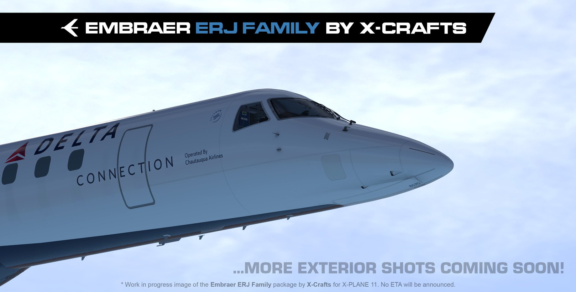X-Crafts' ERJ Family: New Previews of Cockpit | Threshold