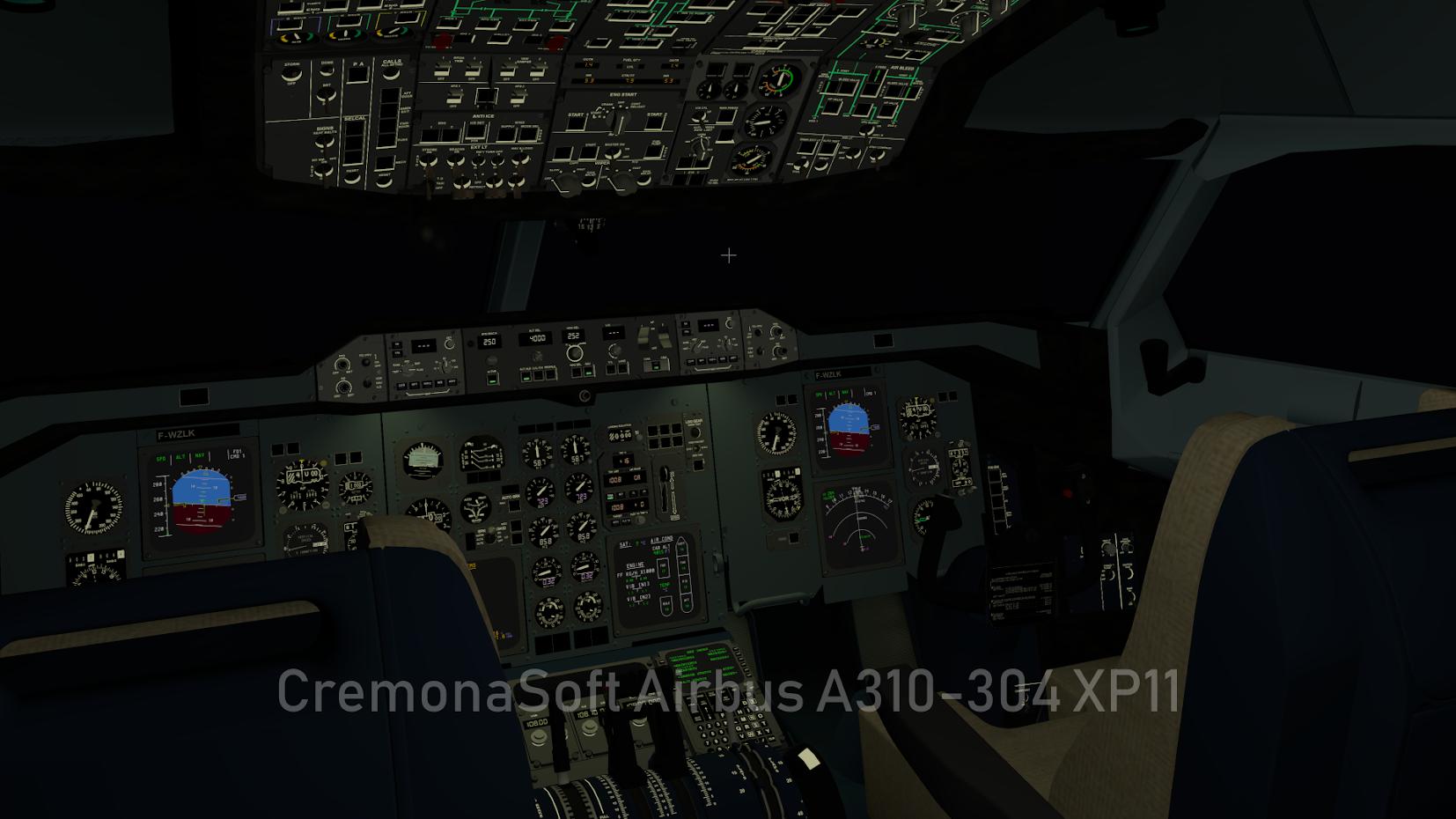 CremonaSoft Airbus A310 Updated to V1 20 | Threshold