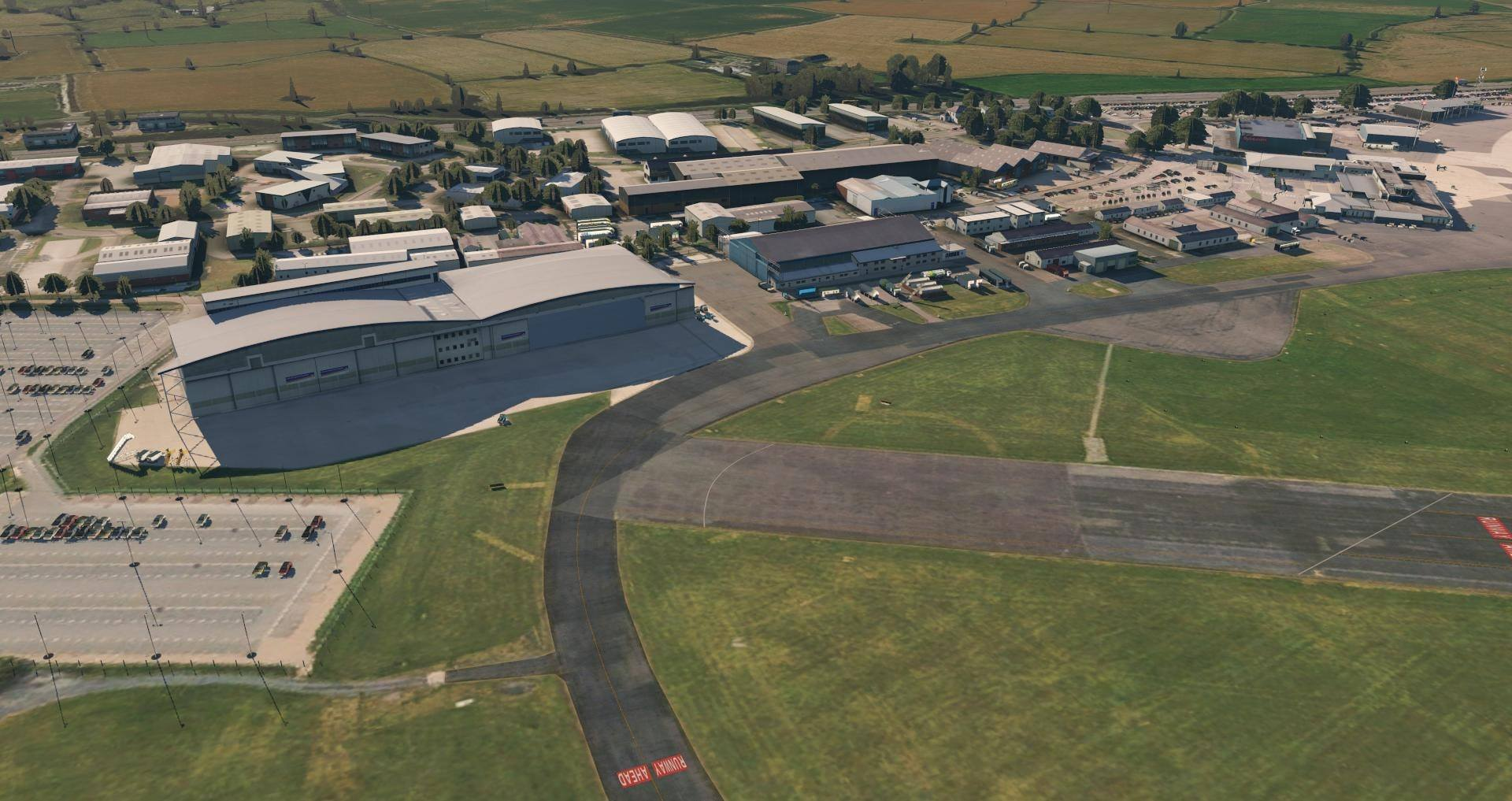UK2000 Releases Exeter Xtreme X-Plane Edition | Threshold